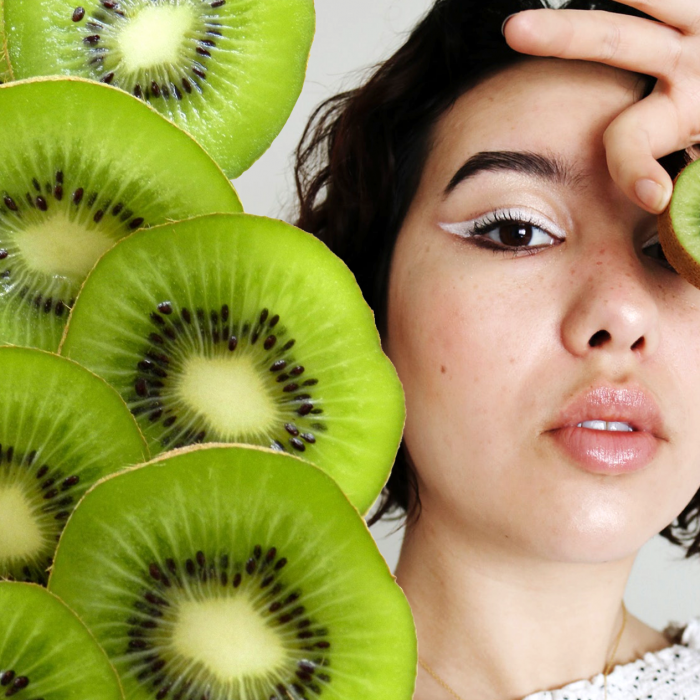 Where do kiwifruits come from?
