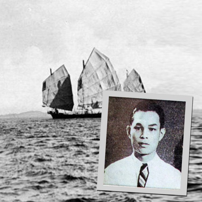 His secret midnight voyages made him a national hero