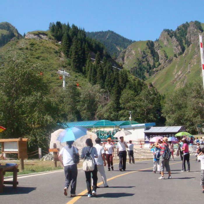 Unexpected twist: Xinjiang now world's top travel spot